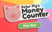 Canada's Peter Pig's Money Counter