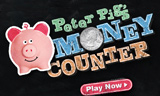 Peter Pig's Money Counter