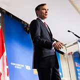 Visa Announces Canadian Finance Minister Morneau as Summit Keynote Speaker